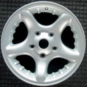 Dodge Ram 1500 Painted 17 Inch Oem Wheel 2003 To 2005