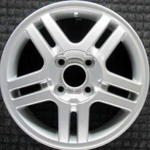 Ford Focus Painted 15 Inch Oem Wheel 2000 To 2004