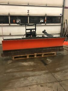 Boss 9 Super Duty Rt3 Poly Snow Plow With Mount Cirus Controller Wiring