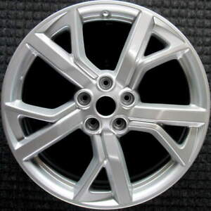 Nissan Maxima All Silver 19 Inch Oem Wheel 2012 To 2014