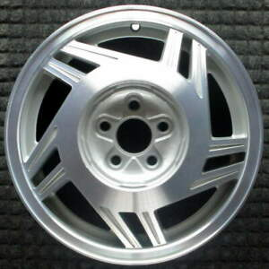 Chevrolet Cavalier Machined 15 Inch Oem Wheel 1995 To 1999