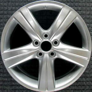 Lexus Gs350 Hyper Silver 18 Inch Oem Wheel 2006 To 2007