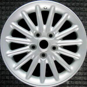 Chrysler Town And Country Painted 16 Inch Oem Wheel 1999 2000