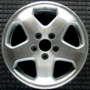 Honda Accord Machined 16 Inch Oem Wheel 1998 To 2000