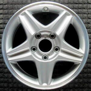 Honda Accord Machined 15 Inch Oem Wheel 1998 To 2002