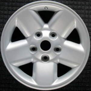 Dodge Ram 1500 Painted 17 Inch Oem Wheel 2002 To 2003