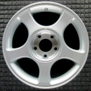 Ford Mustang Painted 16 Inch Oem Wheel 1999