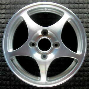 Honda Accord Machined 15 Inch Oem Wheel 1998 To 2000