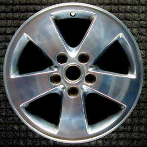 Pontiac Grand Prix Polished 16 Inch Oem Wheel 2005 To 2008