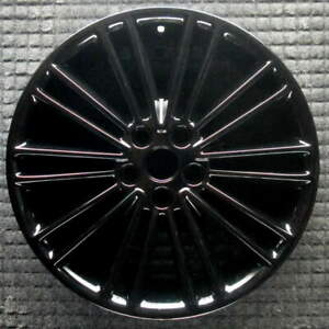 Ford Fusion Gloss Black 18 Inch Oem Wheel 2013 To 2016