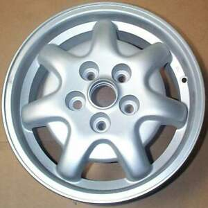 Mazda 626 Painted 15 Inch Oem Wheel 1991 To 1992