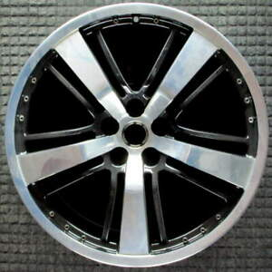 Chevrolet Camaro Polished 21 Inch Oem Wheel 2010 To 2014