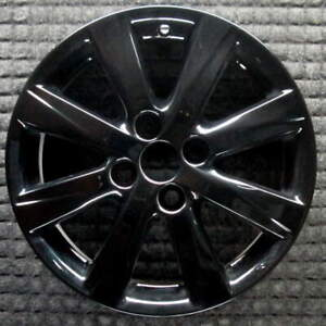 Toyota Yaris Black 15 Inch Oem Wheel 2015 To 2017