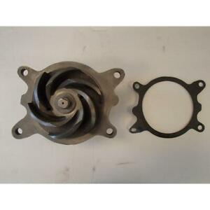 2w1225 Water Pump Fits Caterpillar Fits Cat 3208 Comes With Gasket