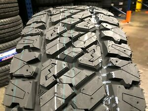 4 New Thunderer Ranger At R Tires Lt265 75r16 10 Ply All Terrain 2657516 16r 265