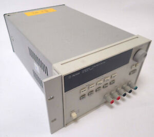 Agilent E3633a Programmable Dc Power Supply 0 8v 20a 0 20v 10a 60vdc 115v Tested