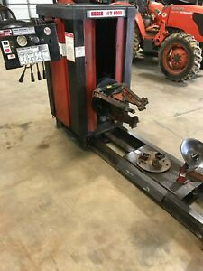 Coats Hit 5000 Heavy Duty Tire Machine Large Tires Hit5000 Changer 1 Phase