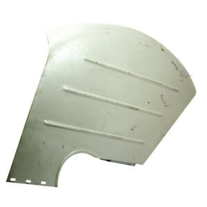 E1adkn16312b New Fits Ford Tractor Right Hand Fender Assembly Major Power Major