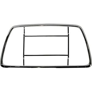 6400b398 New Grille Trim Grill Chrome For Mitsubishi Lancer 2009 2015