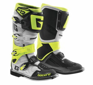 Gaerne SG12 SG-12 MX LE Racing Boot Motocross ATV Offroad Motorcycle Boots