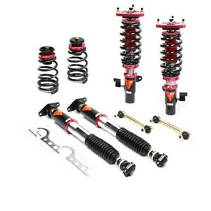 Godspeed Project Max Coilovers Mazda Mazdaspeed3 07 09 bk