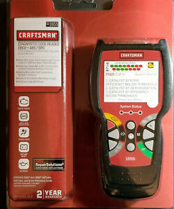 New Craftsman Diagnostic Code Reader Obd2 Abs srs Item 091655