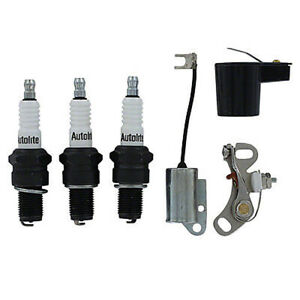 Ignition Tune Up Kit Made For Ford New Holland 231 234 333 334 335 340