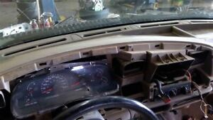 Dash Panel Assembly With Top Pad 03 05 F250 Super Duty Powerstroke Tan Code 3h