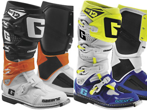 Gaerne SG12 SG-12 MX Racing Boot Motocross ATV Offroad Motorcycle Boots Size 7