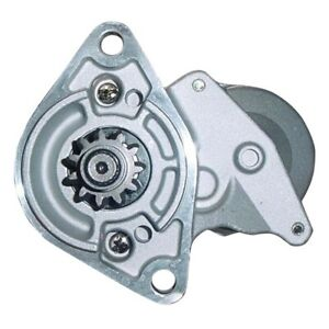 Tractor Starter Fits Ford 1920 3415 1920 3415 Shibaura 185086530 2280005122