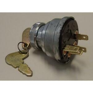 At21880 Ignition Key Switch Fits John Deere 350 450 570 570a 1020 1520 2020
