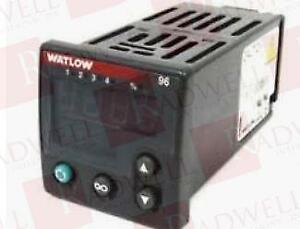 Watlow 96a0 ccar 00gg 96a0ccar00gg used Tested Cleaned