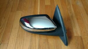 13 14 15 16 Ford Taurus Right Passenger Side Pwr Mirror Heated Chrome Oem 10 Pin