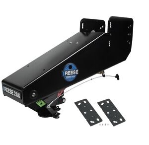 Reese 20k Goose Box Fifth Wheel Hitch Lippert 1116 1716 0115 Rbw 7019 7028 Fabex