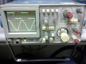 Tektronix 314 Oscilloscope Works Great A Classic Analog Crt Storage Technology