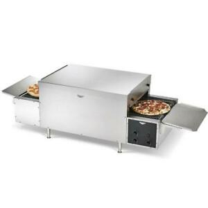 Vollrath Po4 20818l r 208v Conveyor Pizza Oven Left To Right 18 In