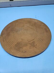 Polishing Platen 9 X 1 2 Copper Polishing Grinding Sample Plate Struers Buehler