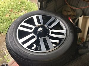 20 Toyota 4runner Limited 2018 Oem Factory Wheels Tires Set Of 4