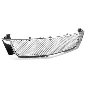 For 2002 2006 Cadillac Escalade Hood Grill Grille 2004 2005 02 03 04 05 06