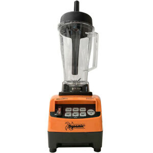 Dynamic Blendpro2t 3hp Commercial Blender 68 Oz W touch Controls