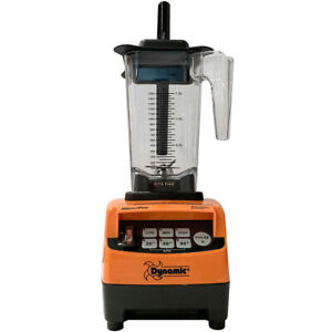 Dynamic Blendpro1t 3hp Commercial Blender 50 Oz W touch Controls