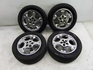 Subaru Impreza 16 Wheels Gc6 94 01 Oem