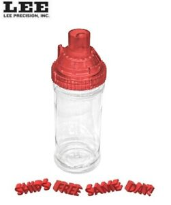 Lee Precision Powder Measure Bottle Adapter NEW # 91586 $12.62