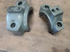 Heavy10l South Bend Lathe Spindle Bearings Covers