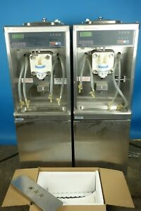 Lot Of 2 Taylor 5472ht 33 Ice Cream Shake Machine