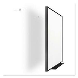 Quartet Fusion Nano Clean Magnetic Dry Erase Whiteboard 36 X 24 In