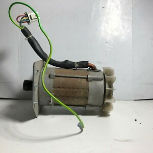Dryer Td3030 Drum Motor Wascomat Ec95c80 2t 120v 60hz Motor Used