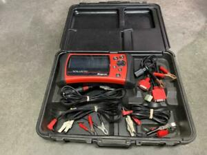 For Parts Or Repair Snap on Eesc316 Solus Pro Diagnostic Scanner