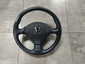 Jdm Momo Honda Acura Rsx Type S Type R Dc5 Srs Airbag Steering Wheel Authentic