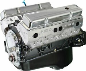 Blueprint Engines Crate Engine Sbc 396 491hp Base Model Pn Bp3961ct